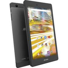 Archos Archos 70 Oxygen 70 Oxygen Android-Tablet 17.8 cm (7 Zoll) 32 GB WiFi Schwarz, Grau 1.3 GHz Quad Core, Android™ 6.0 Marshmallow, 1920 x 1200 Pixel inkl. Vsk 95,07 € > [amazon.fr]