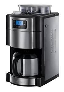 [Amazon WHD] Russell Hobbs Buckingham Thermo-Kaffeemaschine mit integriertem Mahlwerk