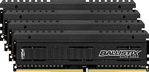 Crucial Ballistix Elite 16 GB (4 x 4GB) DDR4