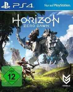 Horizon Zero Dawn PS4 - 55€ (inkl. Versand) - aktueller Bestpreis