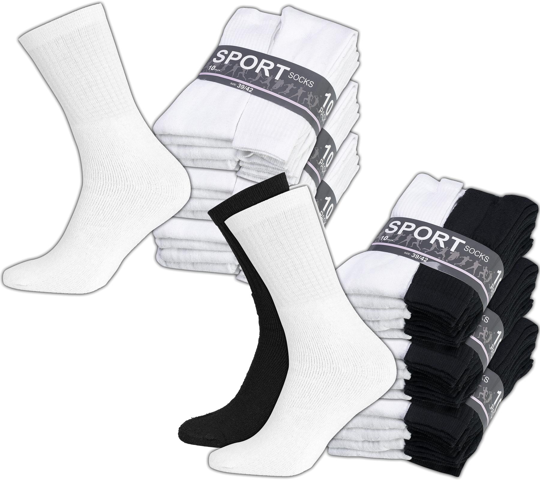 [Outlet46.de] 30er Pack Sport Socks Sportsocken für 9,99€
