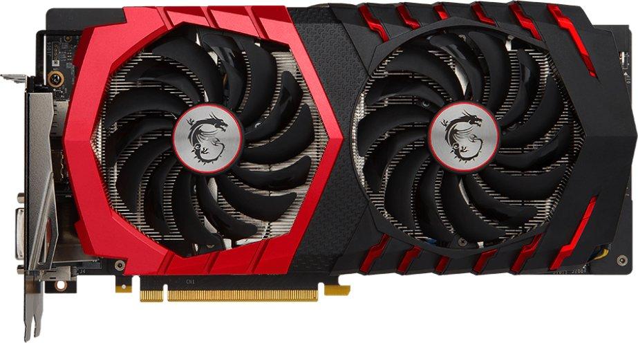 MSI GTX 1060 Gaming X 6GB (neuer Bestpreis)