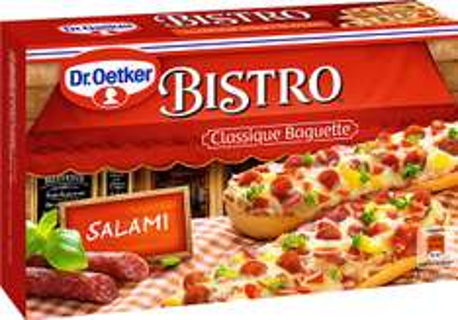 Kaufland  Dr. Oetker Bistro Baguettes  250-g-Packg  (Angebot + Coupon)
