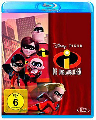 Viele verschiedene Disney/Pixar Blu-Rays im Angebot zwischen 6,99€ und 9,99€ [Amazon Prime + Saturn]