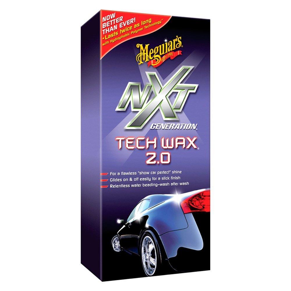 Meguiars NXT Tech Wax 2.0 Autowachs, 532ml für 11,11€ + 2,88€ Versand = 13,99€ statt 19,90€