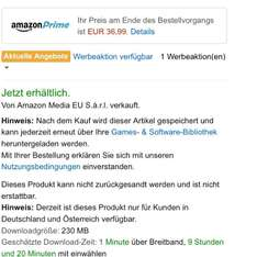 Microsoft Office 365 Personal für 36,99€ @ Amazon
