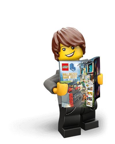 LEGO LIFE Magazin Abo für Kinder zwischen 5 und 9 Jahre [Freebie]