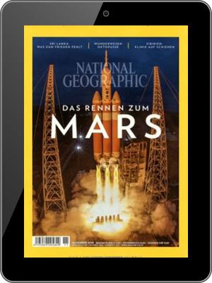 National Geographic E-Paper für 1 Jahr für 8,78€ lesen durch 46,18€ Scheck bei 54,96€ Abobezugskosten