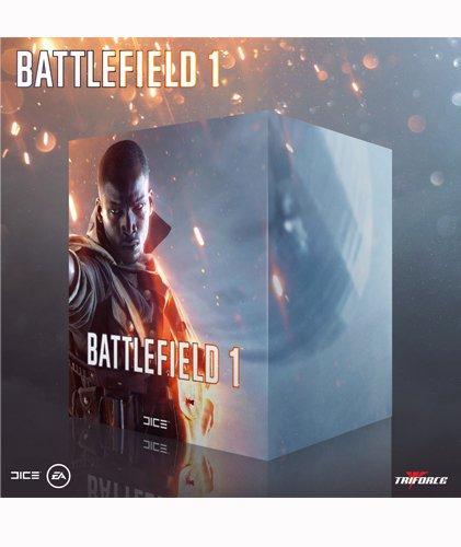 [Amazon Blitzangebote] Battlefield 1 - Collector's Edition - PS4 für 79,97€ statt 138€