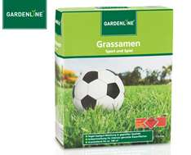 GARDENLINE Grassamen – Sport und Spiel RSM 2.3 ab 9.3.17