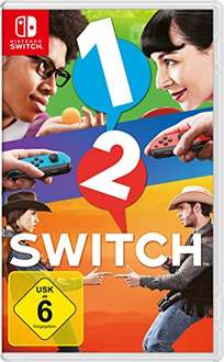 [Amazon Prime]  1-2 Switch für 27,99€  und The Legend of Zelda: Breath of the Wild für 55€  [Nintendo Switch]
