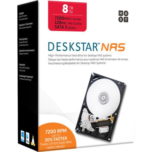 HGST Deskstar NAS HDD 8TB für 249€ [Ebay]