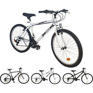 [Plus] ONUX Mountainbike 26 Zoll, 18 Gang Shimano / MTB, Herren, Damen, Jugend , diverse Farben