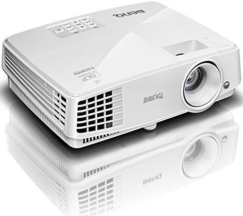 BenQ TH530 Full HD 3D DLP-Projektor (Beamer mit 1920x1080 Pixel, Kontrast 10.000:1, 3200 ANSI Lumen, HDMI, 1,1x Zoom) weiß für 499,99€ @Amazon.de