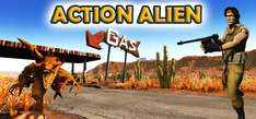 [STEAM] Action Alien (3 Sammelkarten) @Game Giveaway of the Day