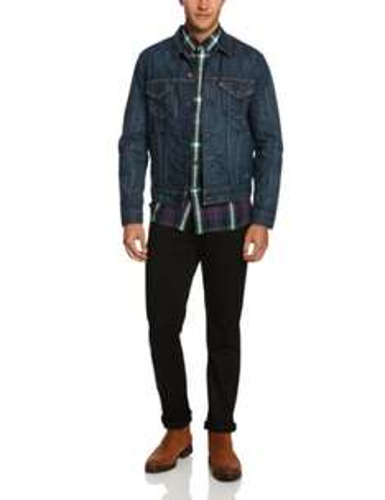 Levis Jeans Jacke mit 50% Nachlass