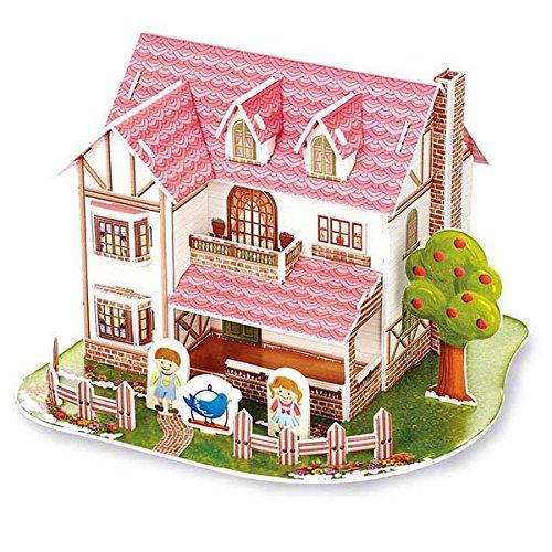 Kleine Übersicht zu Spielzeug und Babyausstattung bei [Amazon] z.B. Legler 3D Puzzle Haus für 1,72€ als Plusprodukt