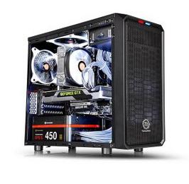Thermaltake Versa H15 PC-Gehäuse mit Fenster für 34,31 € (Voelkner)