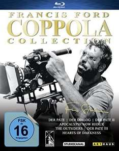 Francis Ford Coppola Collection (Blu-ray) für 29,94€ inkl. VSK (Alphamovies)