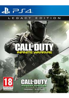 Call of Duty: Infinite Warfare Legacy Edition (PS4) für 35,14€ (Simplygames)