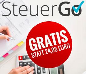 Steuer GO 2017 gratis