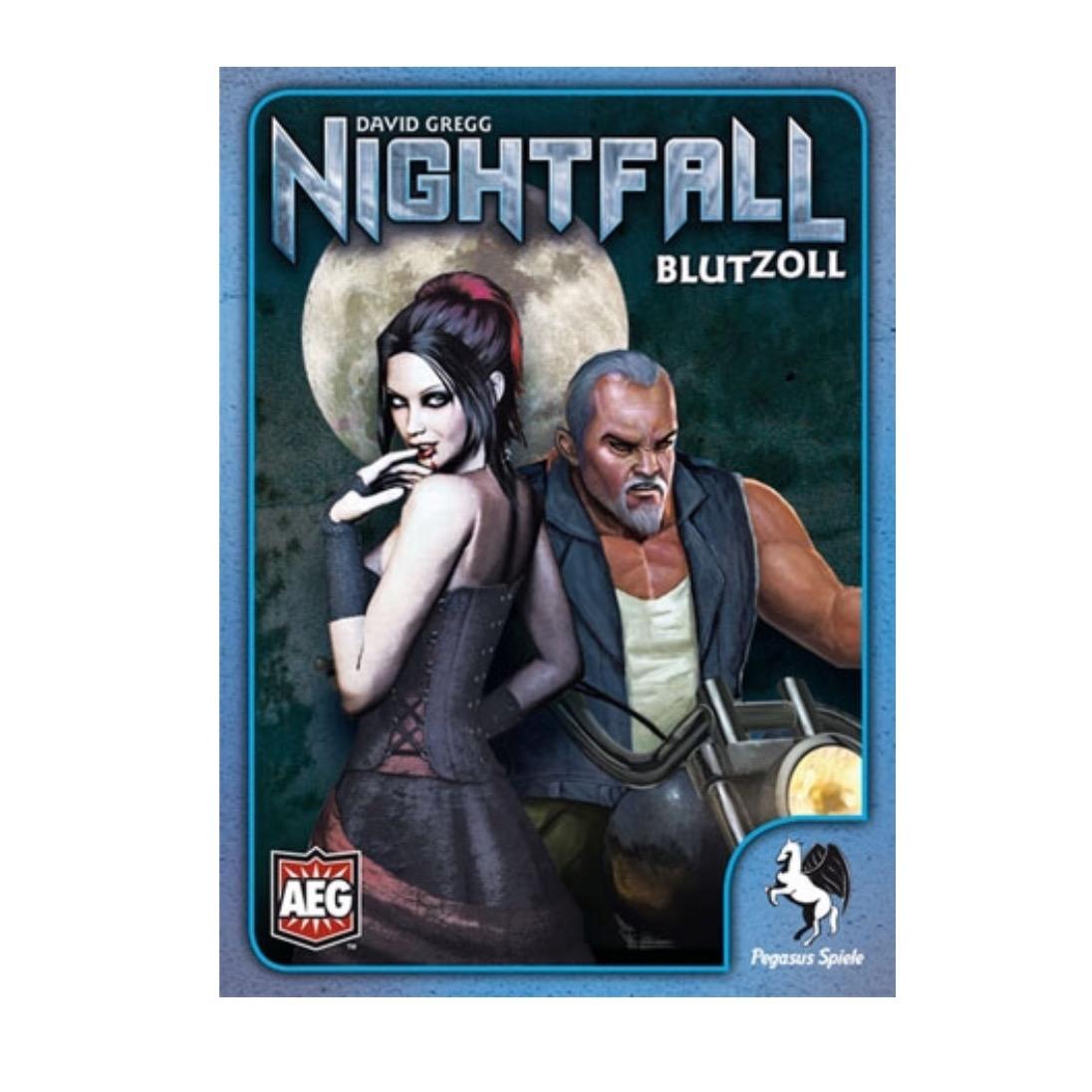 Nightfall Blutzoll für 2,89€ inkl. VSK (statt 12,99€) [spiele-offensive.de]
