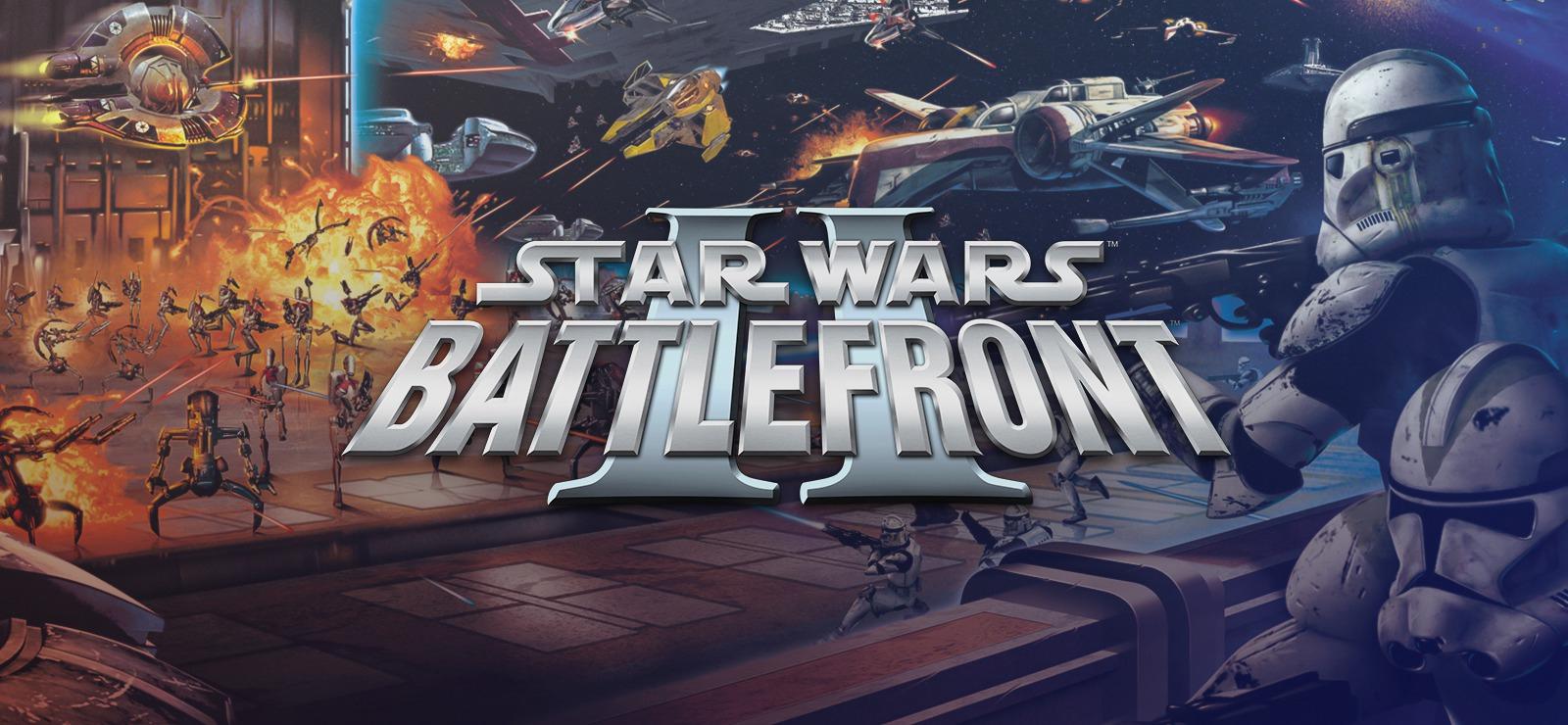 STAR WARS™ BATTLEFRONT™ II für 3,79€ + weitere Star Wars Titel DRM-frei bei GOG.com