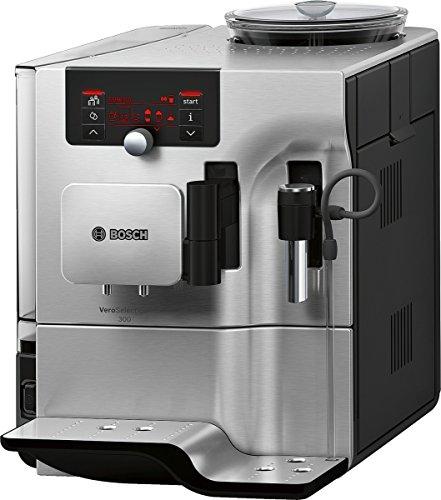 Amazon.IT: Bosch TES803M9DE Kaffeevollautomat Vero Selection 300 (1600 W, OneTouch Funktion, Cappuccinatore) edelstahl / hochglanz anthrazit