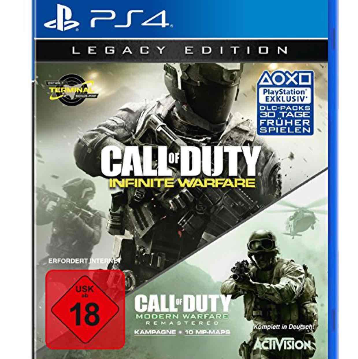 (MM-Bochum) COD - Infinite Warfare - Legacy Edition