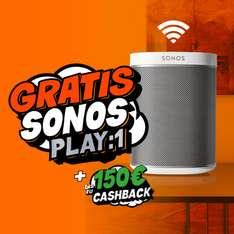 Vodafone Internet & Phone Cable 100 oder Unitymedia 2Play Jump 120 ab rechn. < 10 € / Monat + gratis Sonos Play:1