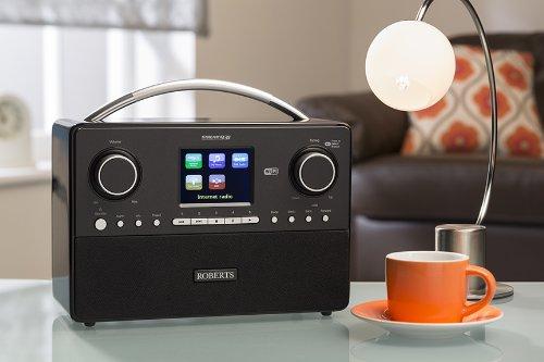 Roberts Radio Stream93i (DAB+/FM/Spotify/ USB + WIFI Internetradio) mit Fernbedienung für 161,09€ [amazon.co.uk]