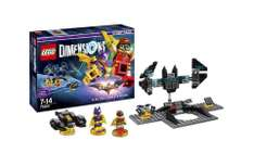 Otto Neukunden: Lego 71264 Dimensions Story Pack Lego Batman Movie