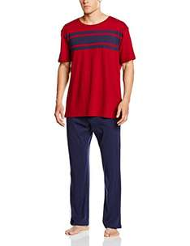 Tommy Hilfiger Herren - zweiteiliger Schlafanzug - 70% im Amazon Sale