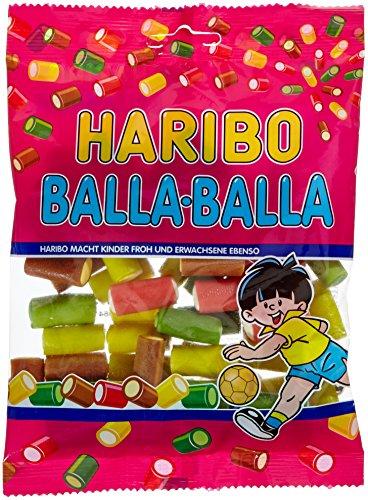 Haribo Balla Balla (30x175g) 0,29€/100g 15,42 inkl. Versand