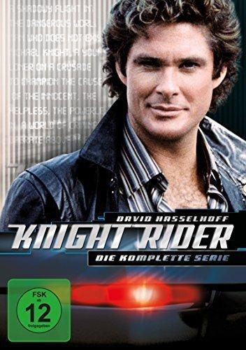 Knight Rider: Die Komplette Serie (DVD) für 23,99€ & Eine schreckliche nette Familie: Komplettbox (DVD) für 28,79€ [Thalia]