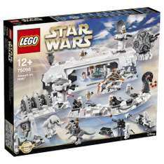 Lego Star Wars: Assault on Hoth 75098 für 179,98€ bei [ToysRUs]