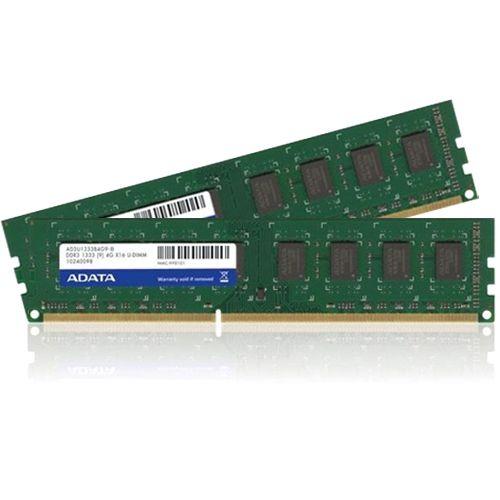 16GB ADATA Premier-Serie DDR3-1600 DIMM CL11 Dual Kit 240-pin