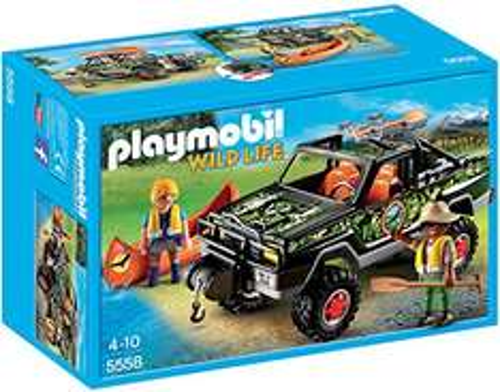 [Amazon Prime] PLAYMOBIL 5558 - Abenteuer-Pickup