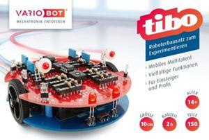 [ELO] tinobo - Robotersatz zum Experimentieren von Variobot 49,95€ statt 129€