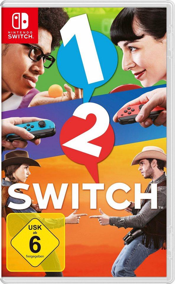 Nintendo 1 2 Switch Spiel mit Neukundenrabatt [Otto Neukunden]