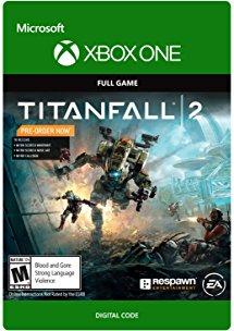 Titanfall 2 - Xbox One für 22,63€ (Amazon.com)