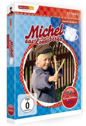 Frühlingsrabatt bei [Thalia] Michel aus Lönneberga TV-Serie + Spielfilm Komplettbox für je 14,27€ / Die Schlümpfe 43 DVD's für 38,17€