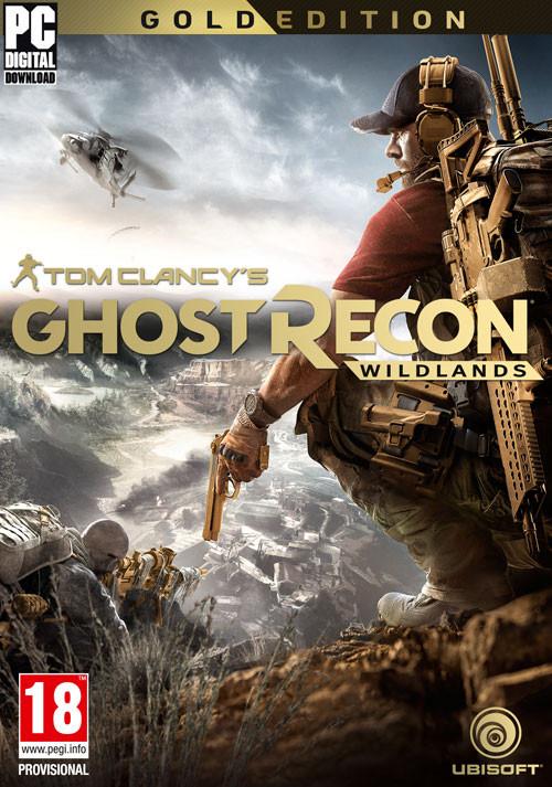 [Uplay]Tom Clancy's Ghost Recon Wildlands GOLD EDITION Spiel und Season Pass