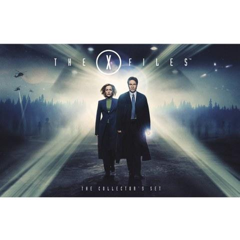 Akte X - Die komplette Serie [Blu-ray] für 75€ (Zavvi)