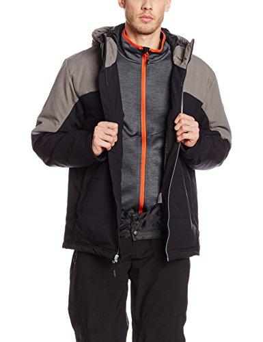 Ziener Herren Tykot Man (Jacket Ski) Skijacke Gr. 54
