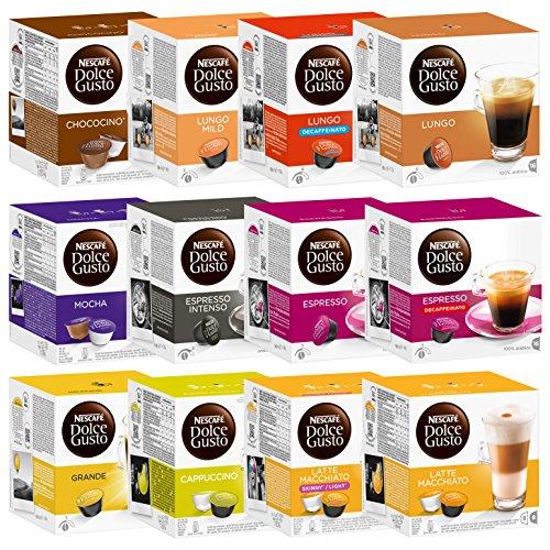 [real,- offline] Dolce Gusto Kaffe-Kapseln für 3,59 ab 3 Stück