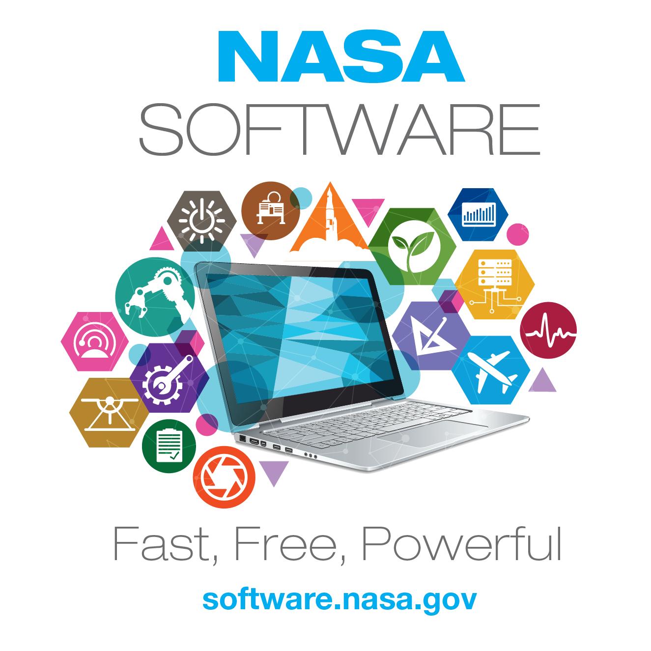 Kostenloser Software Katalog von der NASA