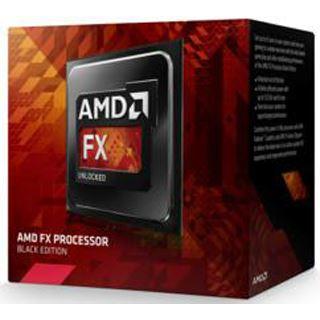 AMD FX 8300, 4,2 Ghz OctaCore (AM3+ Sockel)