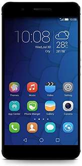 [Amazon.de] Honor 6 Plus Smartphone (5,5'' FHD IPS, HiSilicon Kirin 925 1.8 GHz Octa Core,  3GB RAM, 32 GB Speicher, 3600 mAh, Android 4.4 --> Update auf 6.0) schwarz