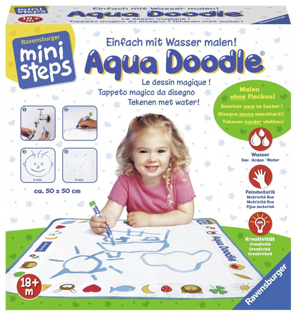 [Amazon] Ravensburger ministeps Aqua Doodle durch 4€ Coupon für 10€
